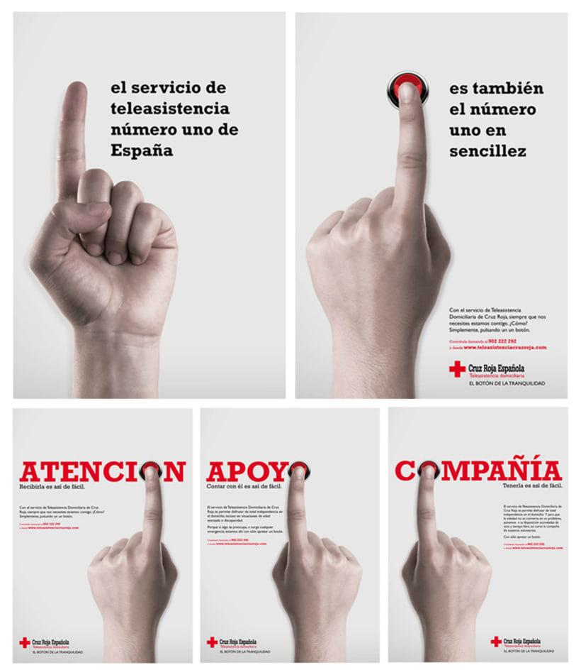 Teleasistencia Cruz Roja Española 0