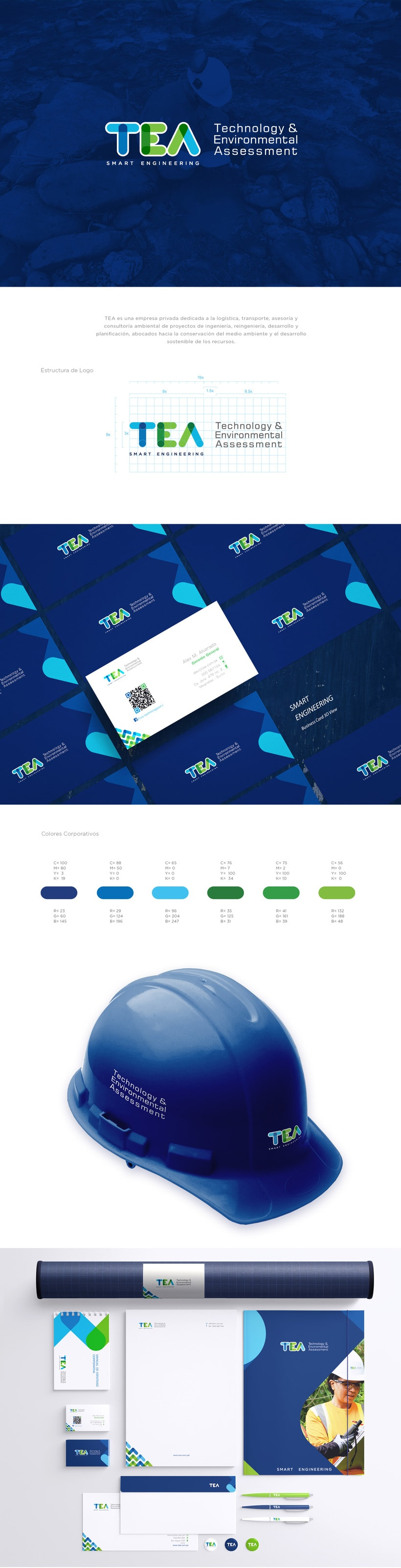 Disenño de Branding TEA 0