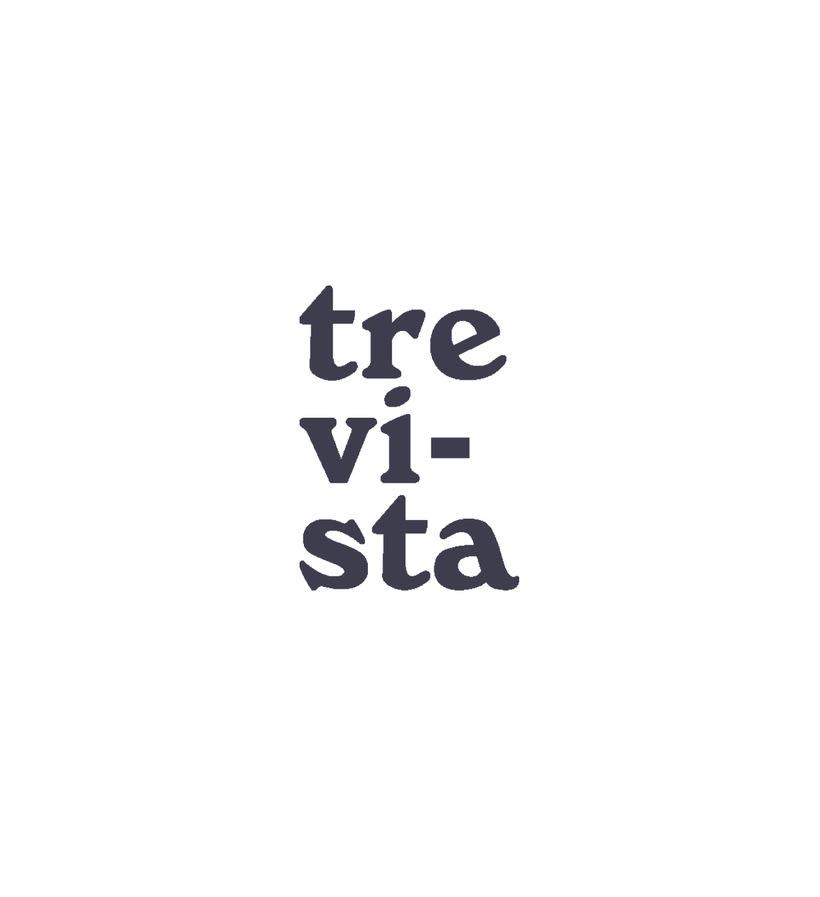 Trevista Magazine - Logo restyling  0