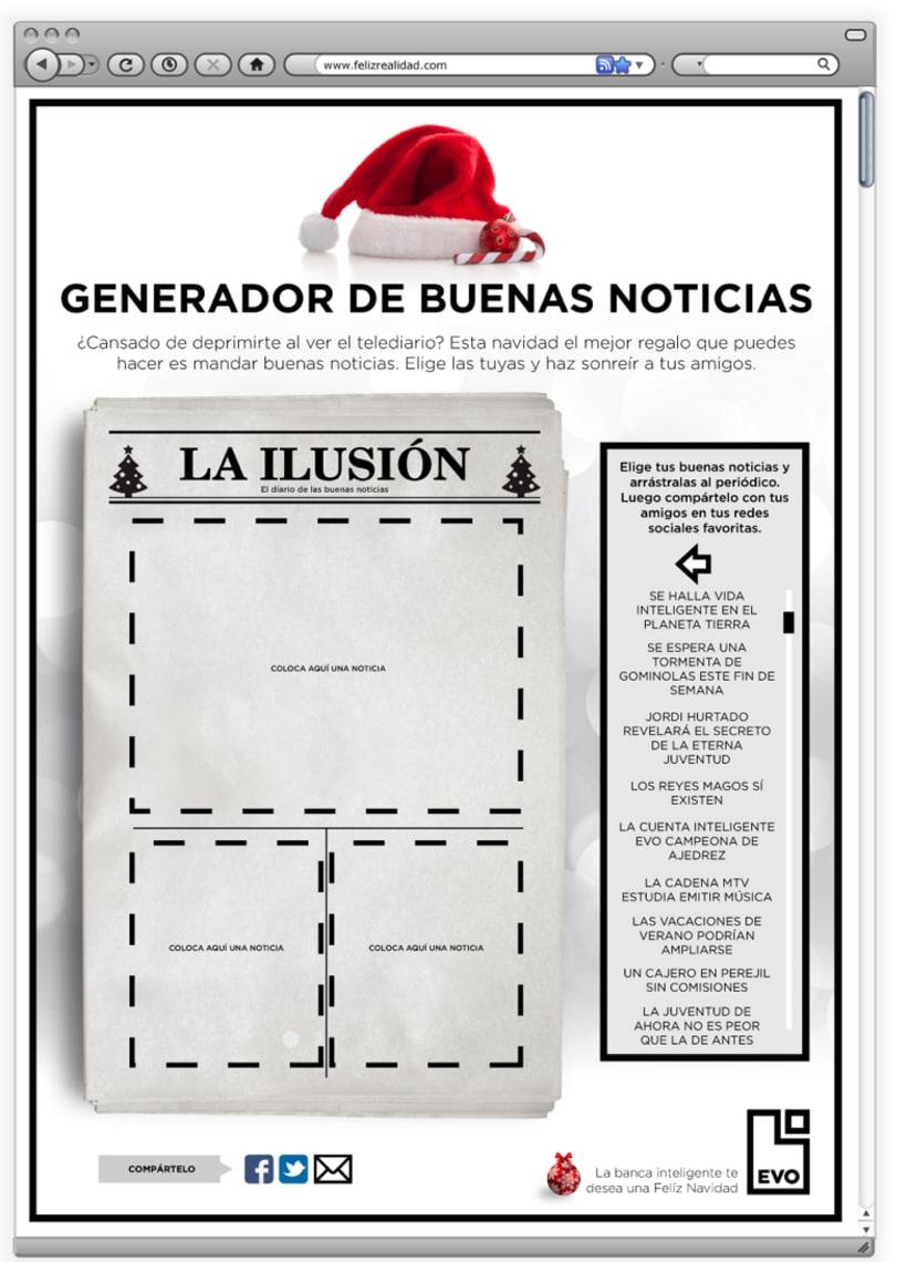 Generador de Buenas Noticias. 0