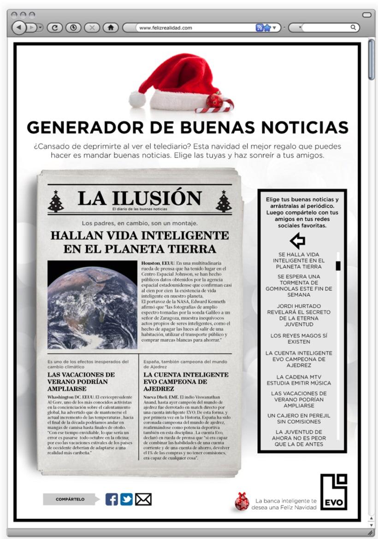 Generador de Buenas Noticias. 1