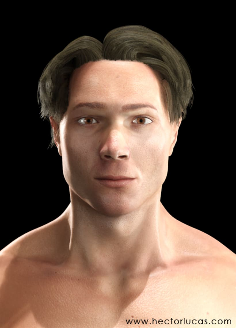 Realistic Human 2