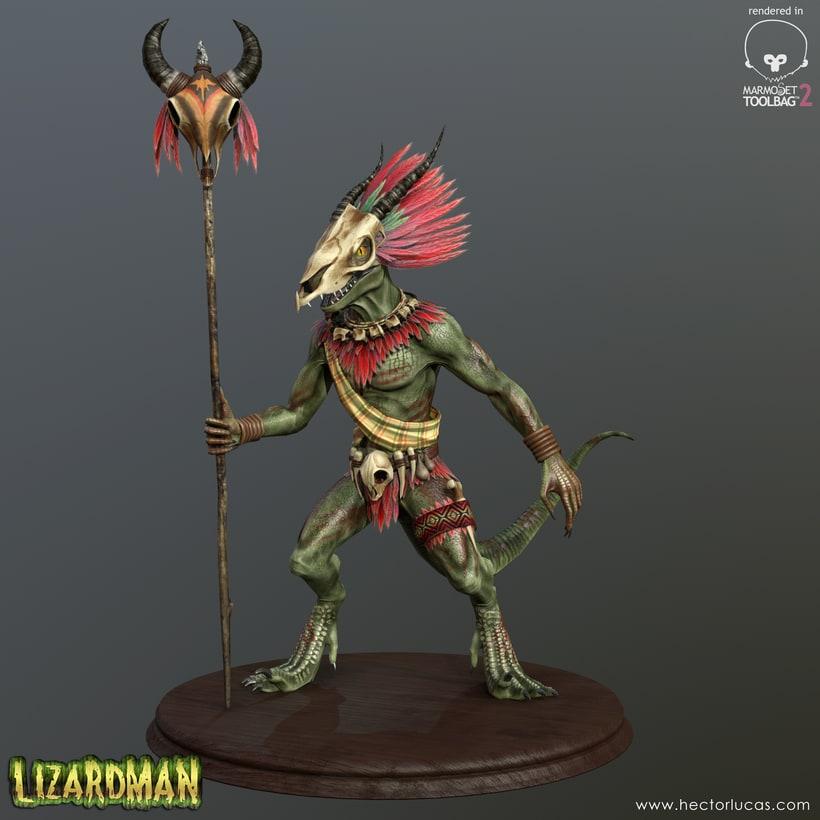Lizardman -1