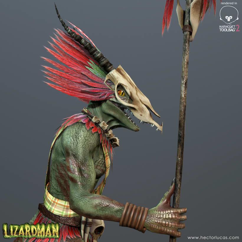 Lizardman 1