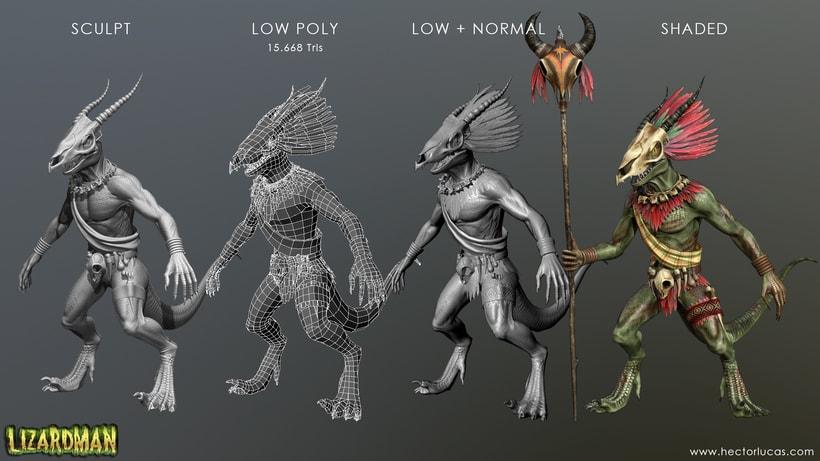 Lizardman 2