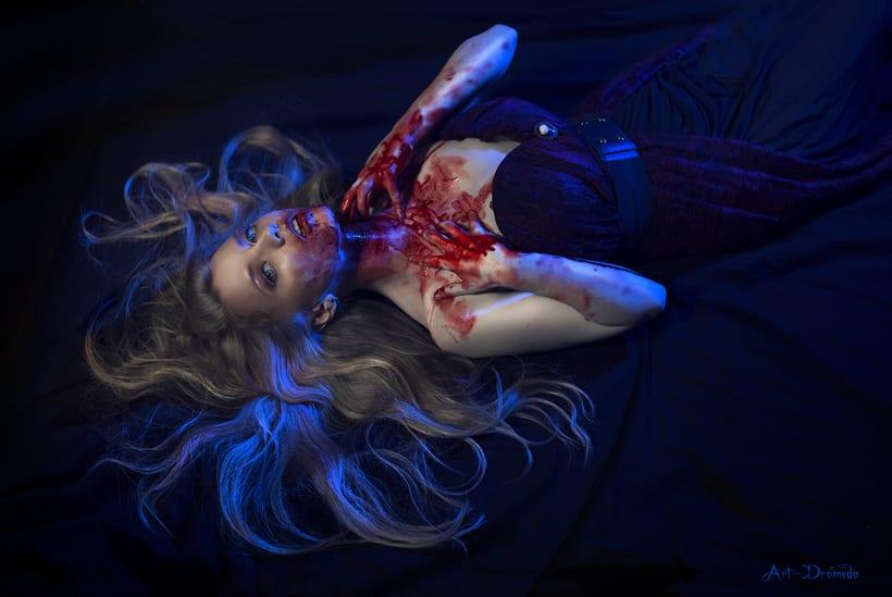 Bloody Blonde 10