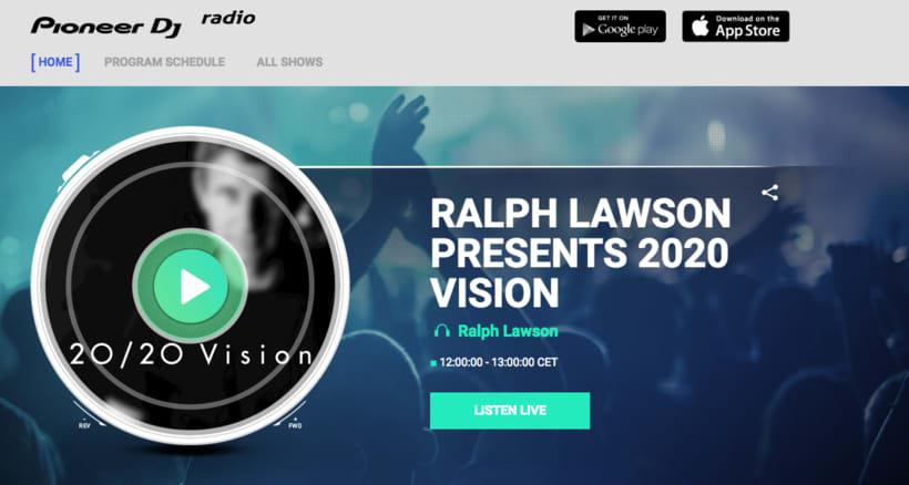 PIONEER DJ RADIO - Coordinator 0