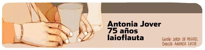 Antonia, la luchadora feliz. -1