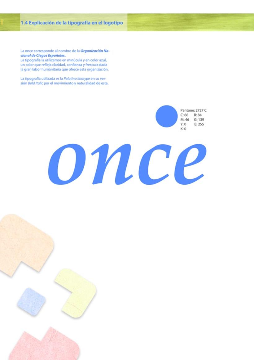 Manual de Identidad Corporativa 8