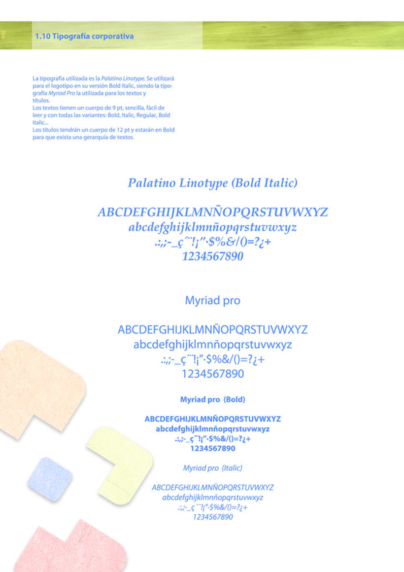 Manual de Identidad Corporativa 14