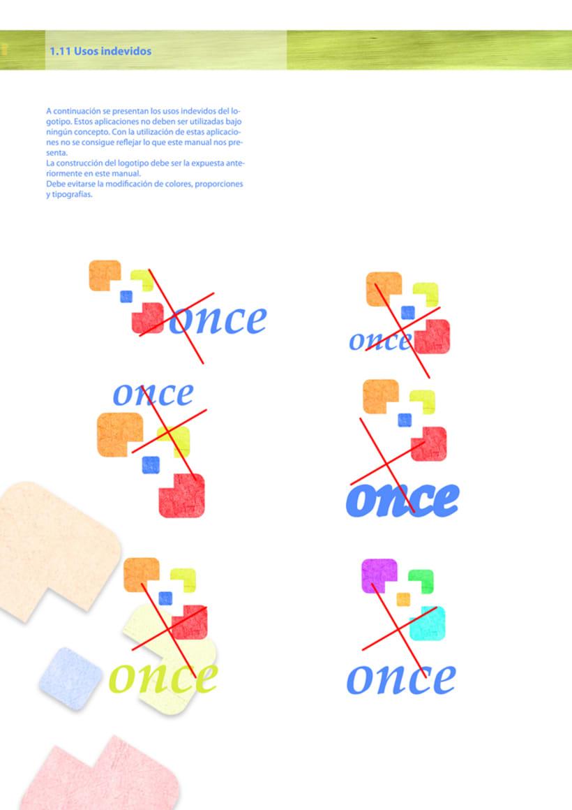Manual de Identidad Corporativa 15