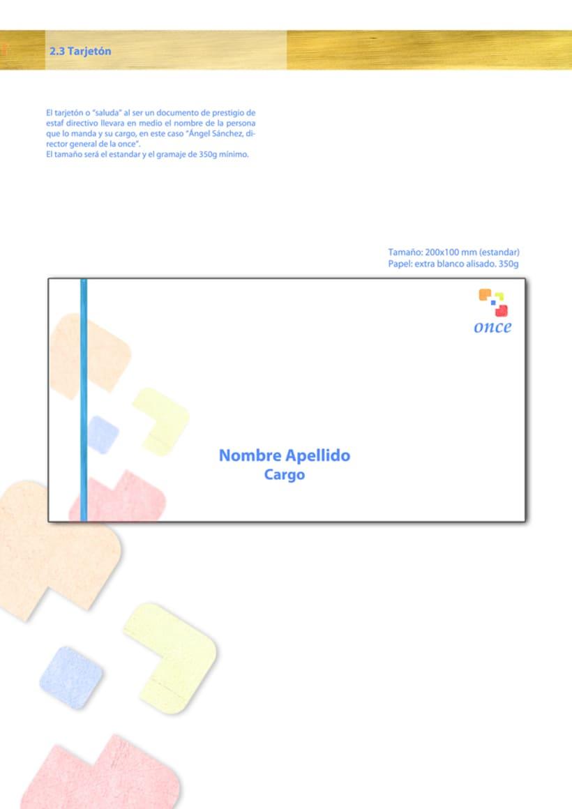 Manual de Identidad Corporativa 20