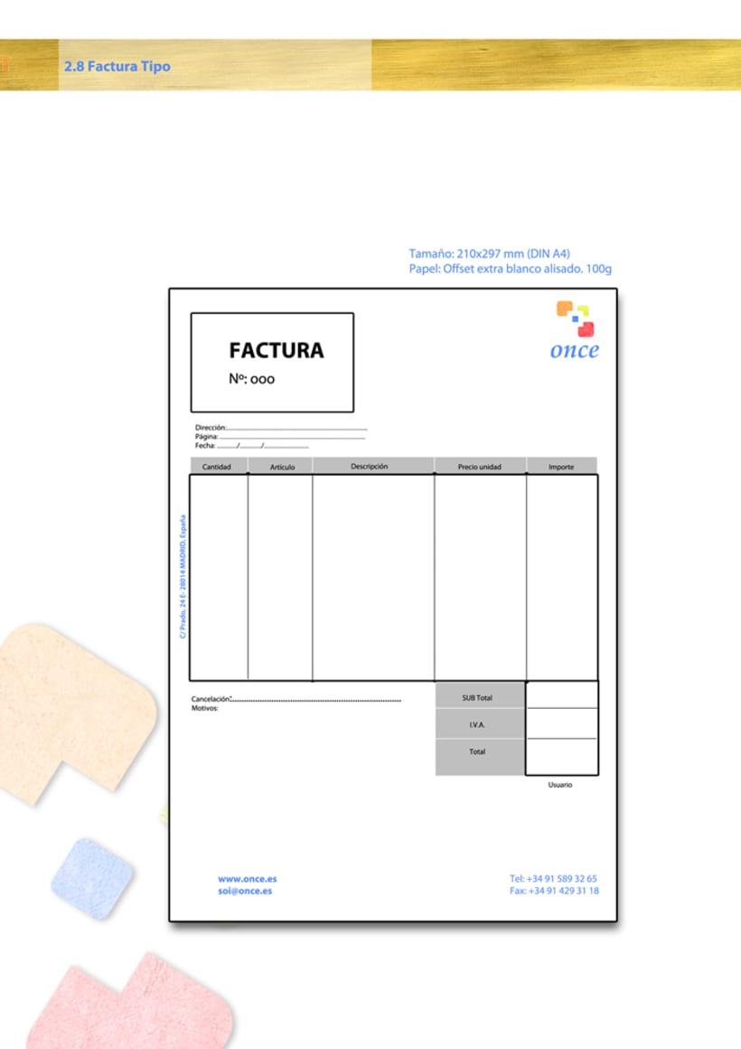 Manual de Identidad Corporativa 25