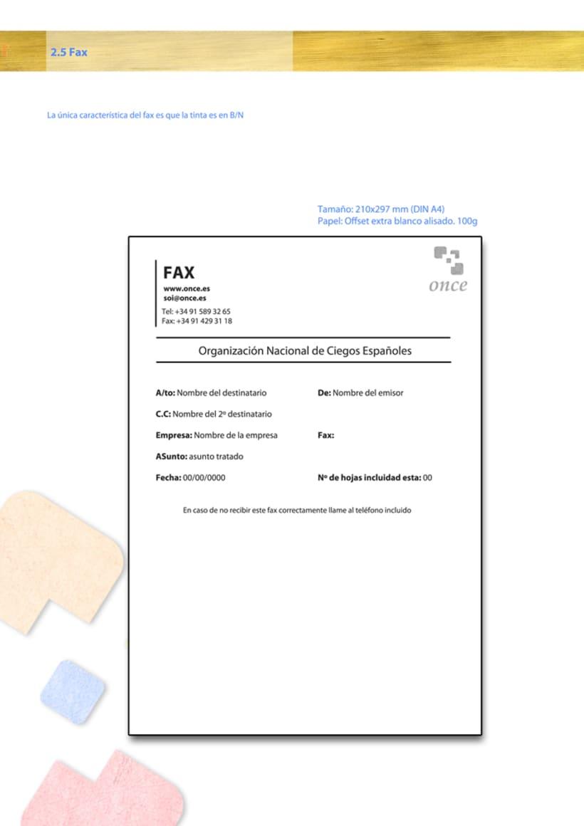 Manual de Identidad Corporativa 22