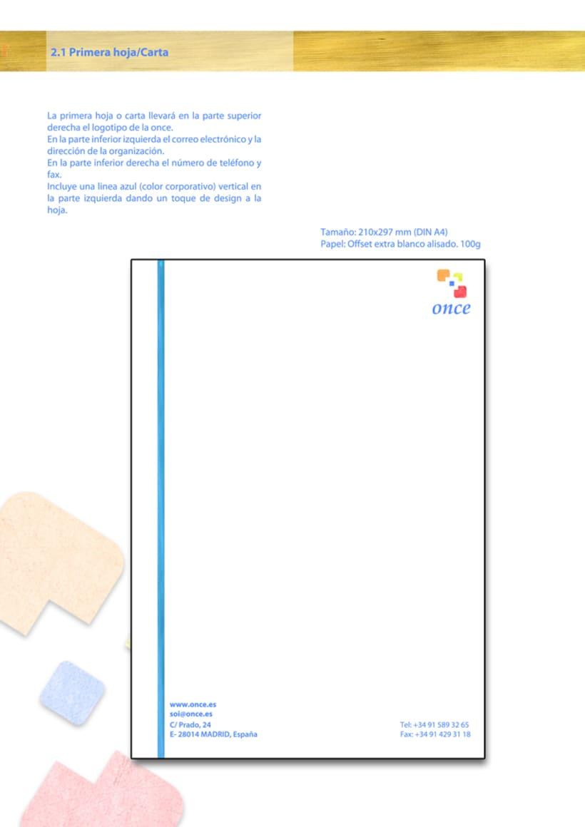 Manual de Identidad Corporativa 18