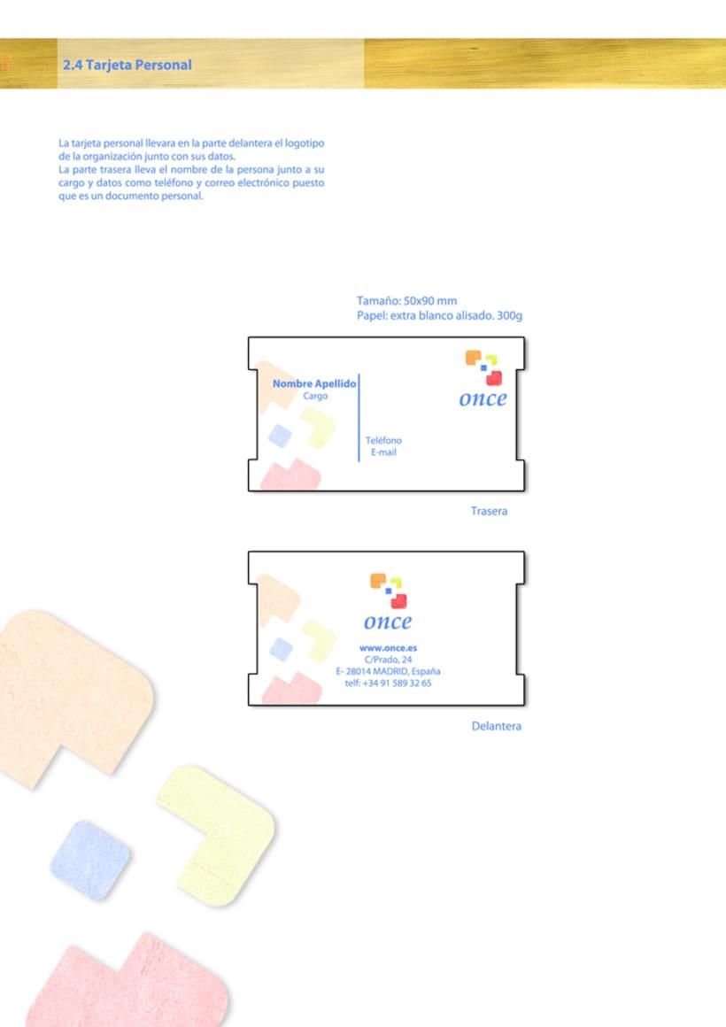Manual de Identidad Corporativa 21