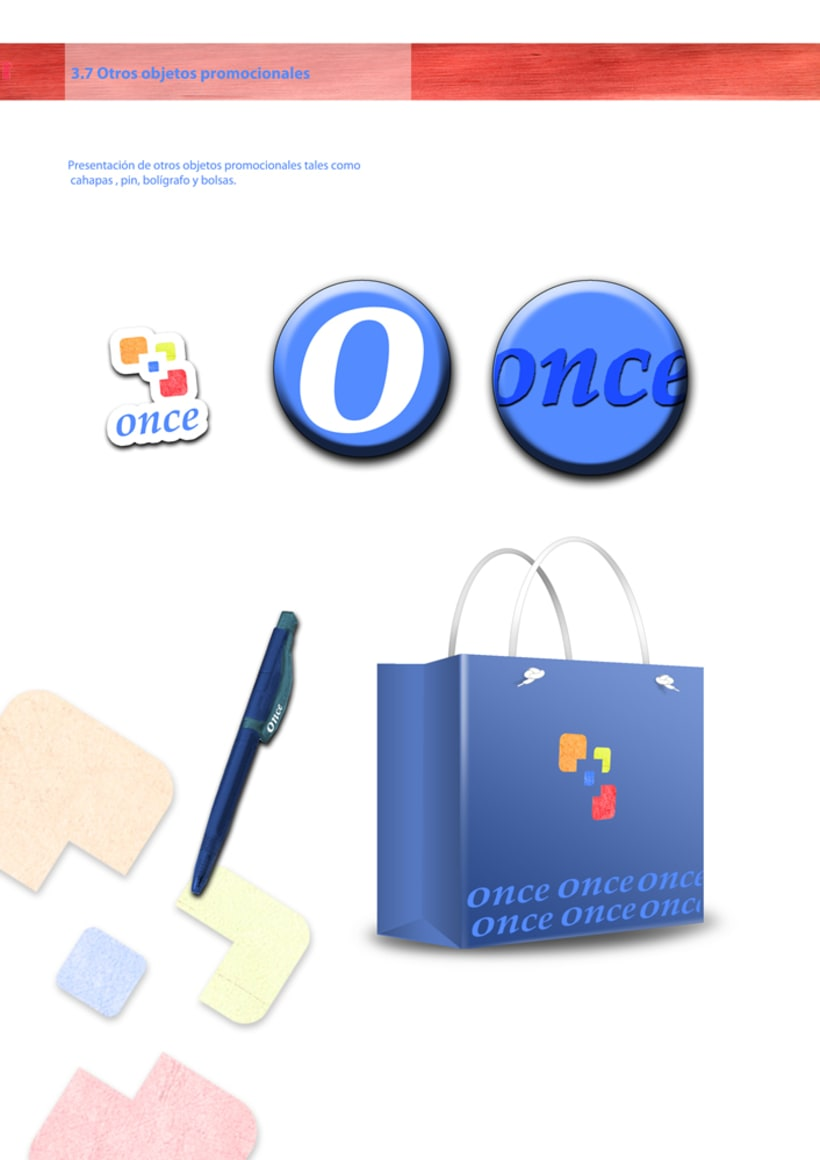 Manual de Identidad Corporativa 36