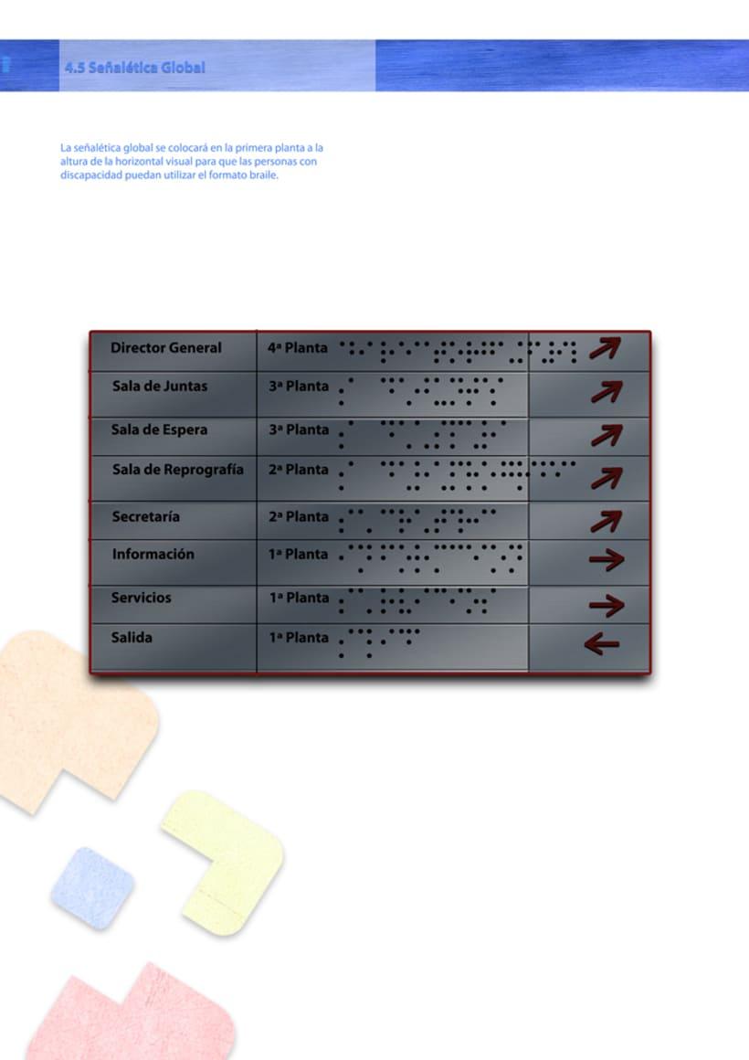 Manual de Identidad Corporativa 42
