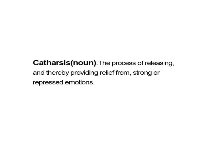 Catharsis 18