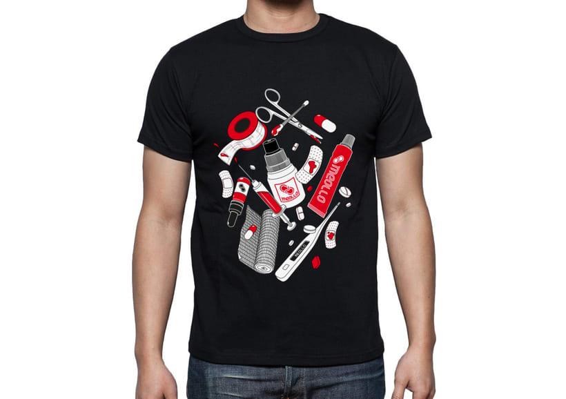Camisetas Meollo 0