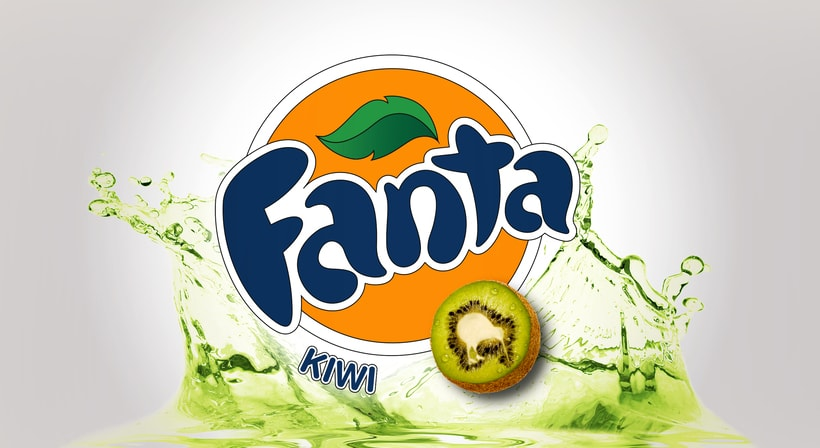 Packaging Fanta 0
