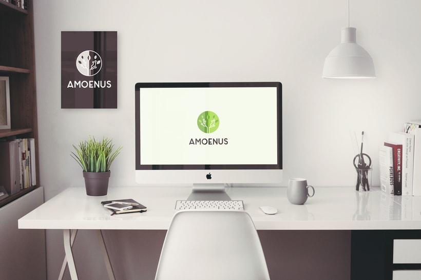 Logo Amoenus 2