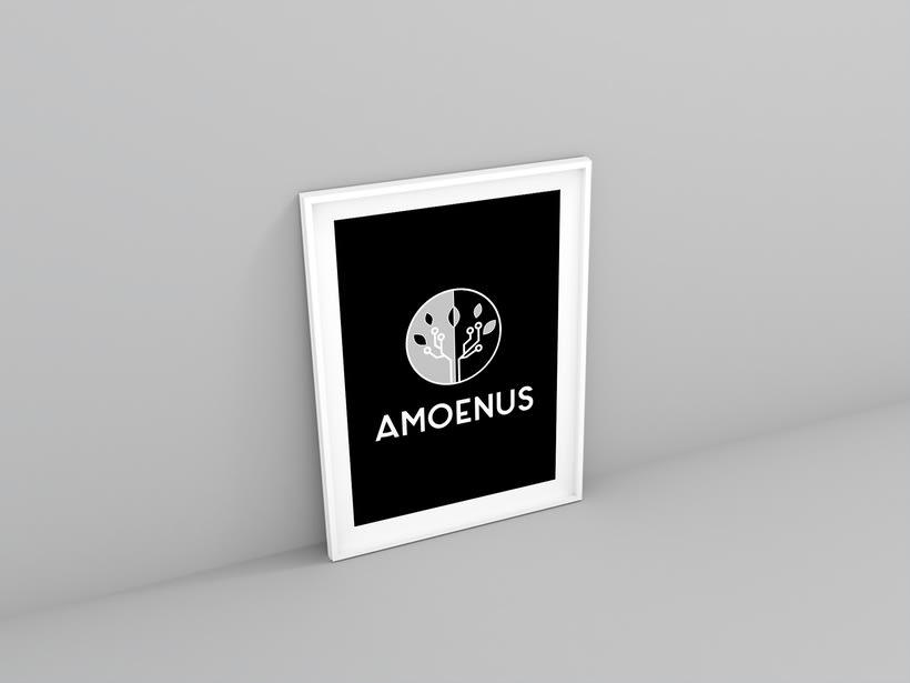 Logo Amoenus 1