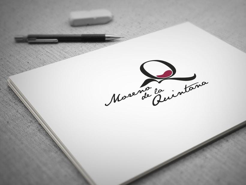 Logo & Papelería / Wine 0