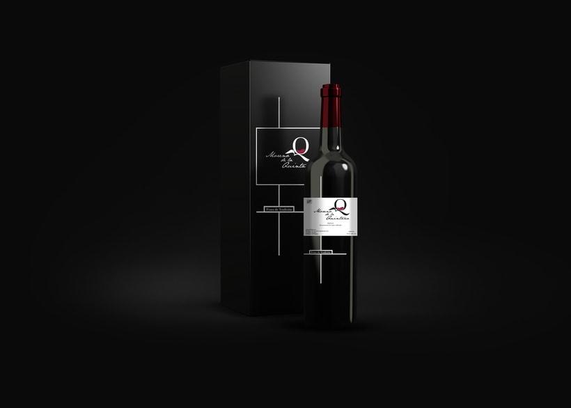 Logo & Papelería / Wine 1