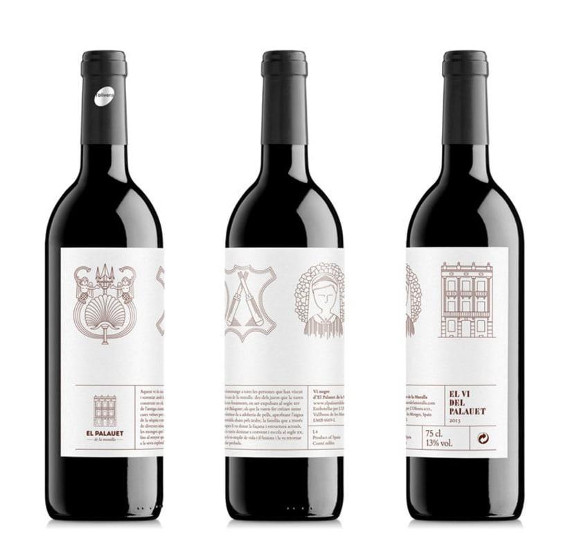 15 vinos que comprarías por el diseño de su etiqueta 23