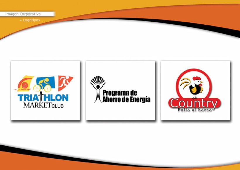 Diseño Logotipos 3