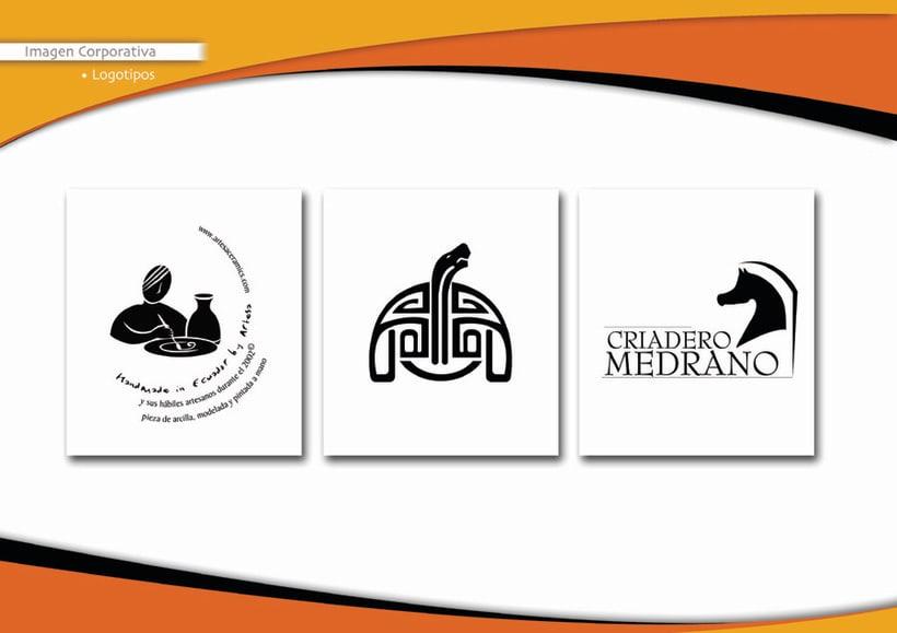 Diseño Logotipos 4