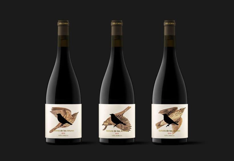 15 vinos que comprarías por el diseño de su etiqueta 44