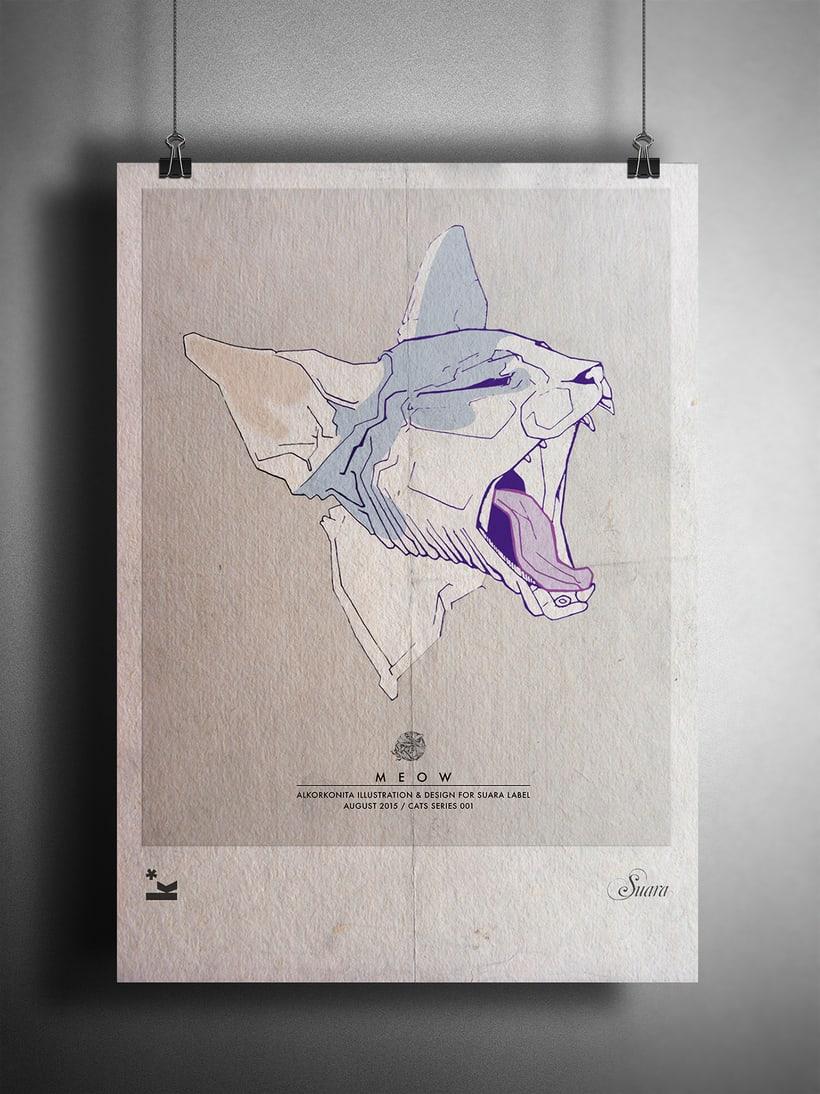 Suara poster. 0