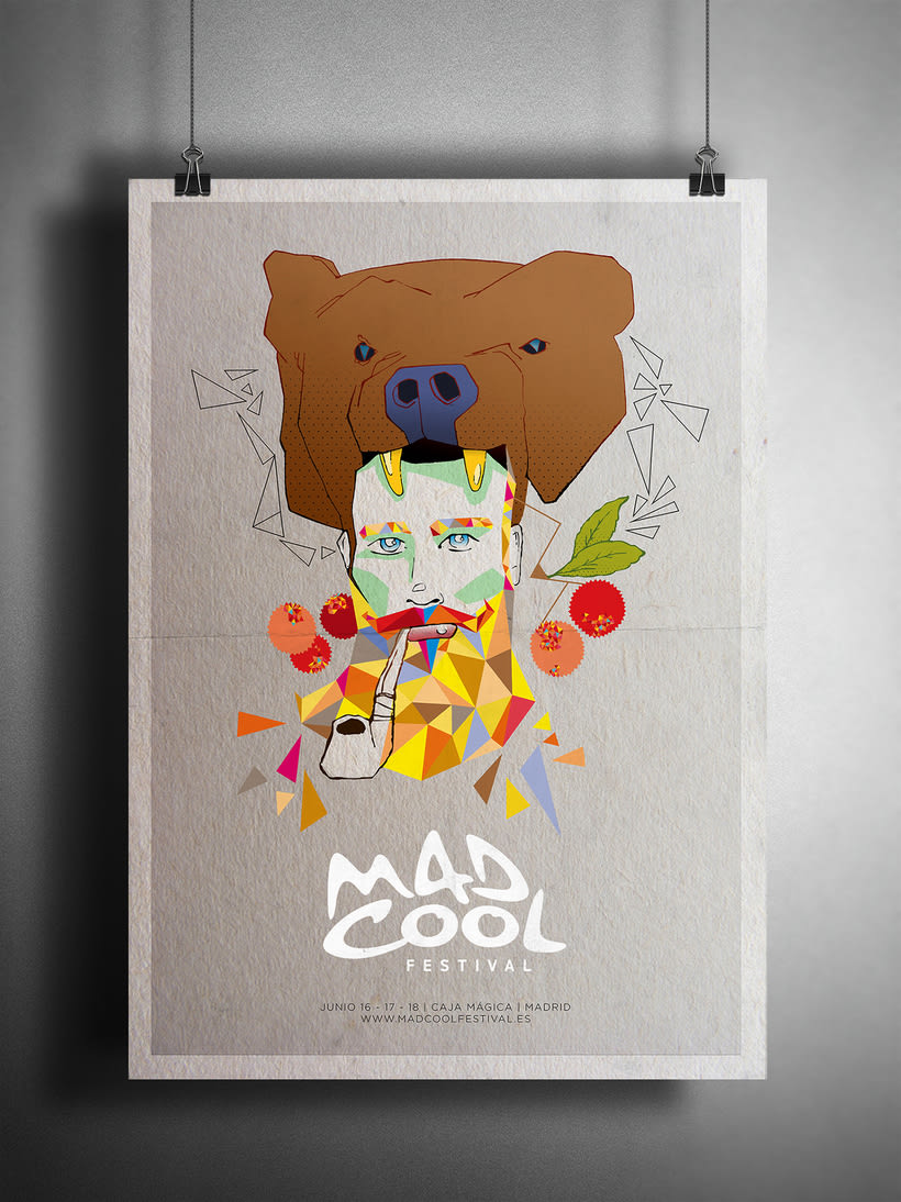 MadCool poster. 0