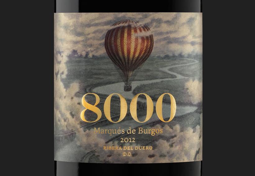 15 vinos que comprarías por el diseño de su etiqueta 5
