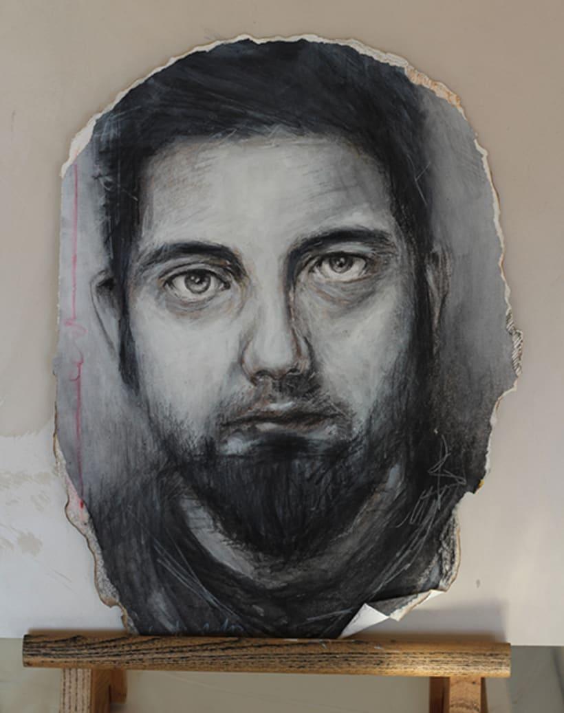 Estudios, retratos y retales. 0