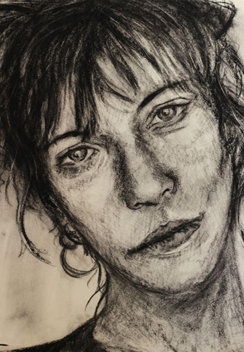 Estudios, retratos y retales. 4