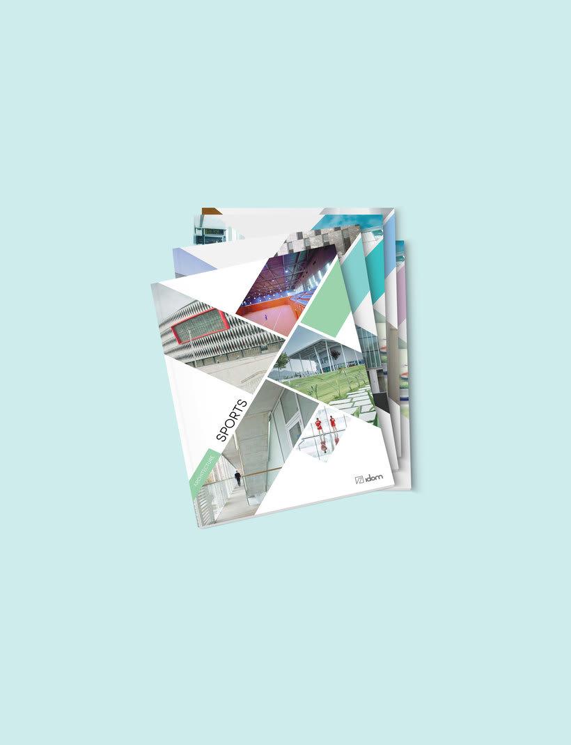 Colección Libros Arquitectura para IDOM 0
