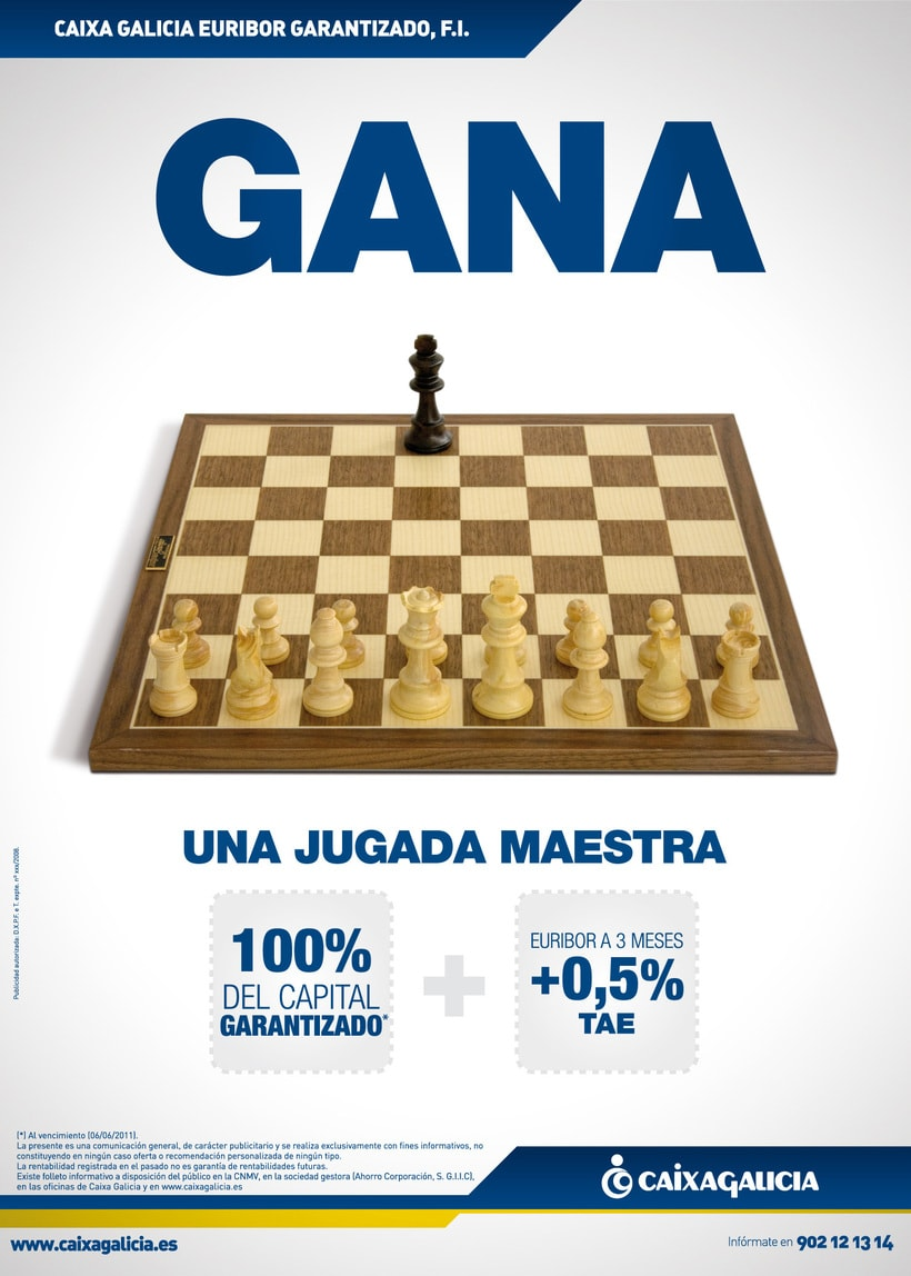 Caixa Galicia/ NovaCaixaGalicia/ ABANCA 10