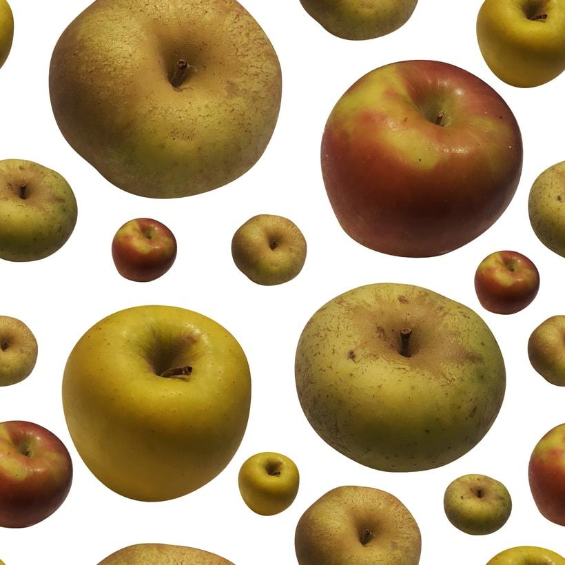 Pattern manzanas 0
