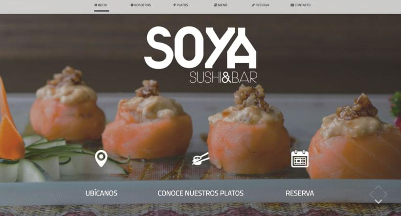 Soya | Sushi & Bar 0