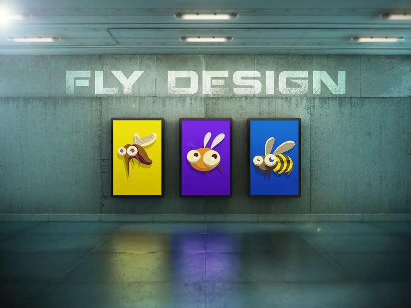 Fly Design 3