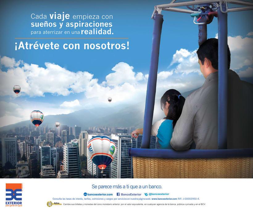 Campañas Banco Exterior 5