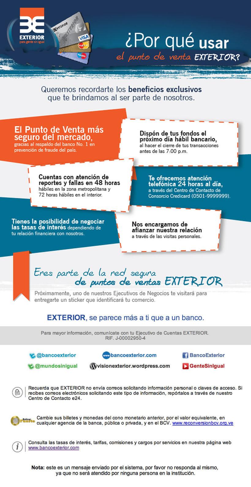 Campañas Banco Exterior 6