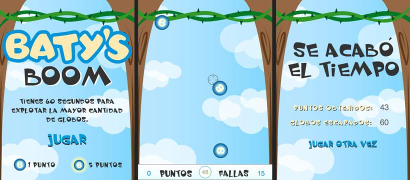 Juegos Animados para Baty's -1