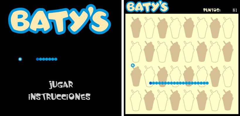 Juegos Animados para Baty's 1