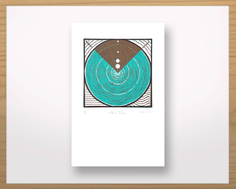 XeometríaMuscaria + Sistema Solar 3