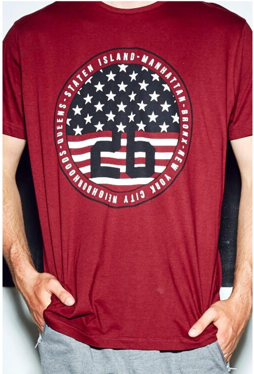 camiseta para chico -1