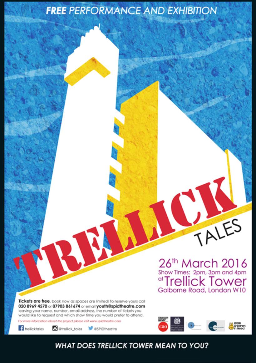 Trellick Tales for S.P.I.D Theatre Company -1